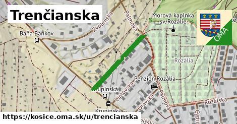 Trenčianska, Košice