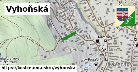 ilustrácia k Vyhoňská, Košice - 82m