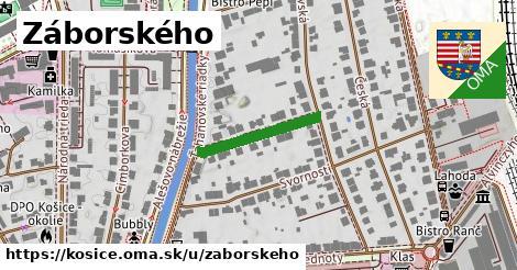 ilustrácia k Záborského, Košice - 185m