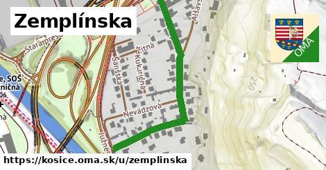 ilustrácia k Zemplínska, Košice - 507m