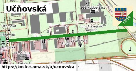 ilustračný obrázok k Učňovská, Košice