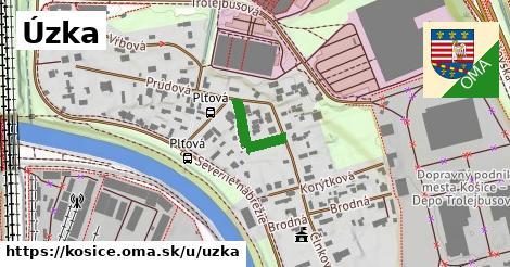 ilustrácia k Úzka, Košice - 129m