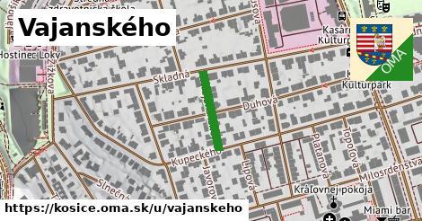 ilustrácia k Vajanského, Košice - 142m