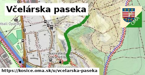 ilustrácia k Včelárska paseka, Košice - 676m
