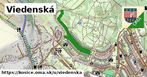 ilustrácia k Viedenská, Košice - 0,91km