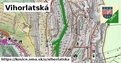 ilustrácia k Vihorlatská, Košice - 0,98km
