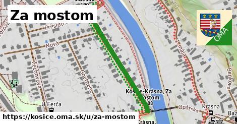 ilustrácia k Za mostom, Košice - 366m