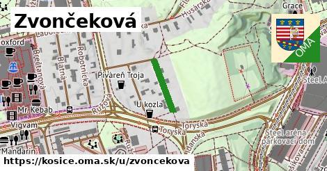 ilustrácia k Zvončeková, Košice - 126m