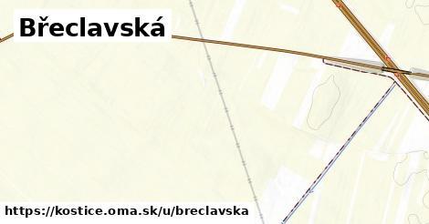 ilustrácia k Břeclavská, Kostice - 0,76km