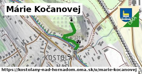 ilustrácia k Márie Kočanovej, Kostoľany nad Hornádom - 231m