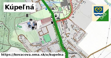 ilustrácia k Kúpeľná, Kováčová - 1,16km
