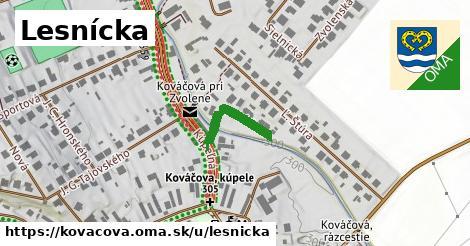ilustračný obrázok k Lesnícka, Kováčová