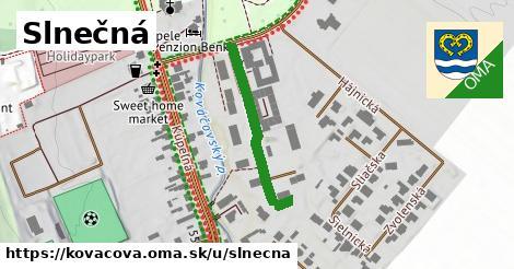 ilustračný obrázok k Slnečná, Kováčová