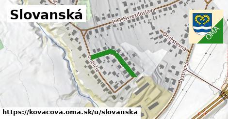 ilustračný obrázok k Slovanská, Kováčová