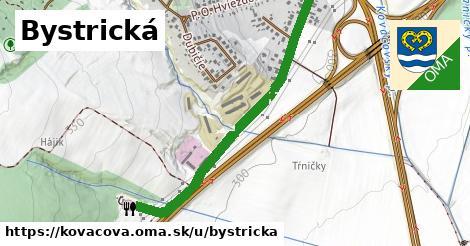 ilustrácia k Bystrická, Kováčová - 0,75km