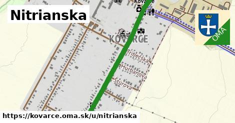 ilustrácia k Nitrianska, Kovarce - 1,50km