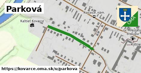 ilustrácia k Parková, Kovarce - 267m