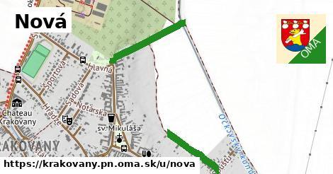 ilustrácia k Nová, Krakovany, okres PN - 495m