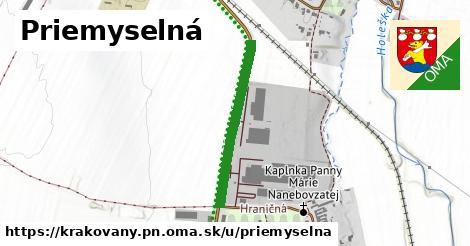ilustračný obrázok k Priemyselná, Krakovany, okres PN