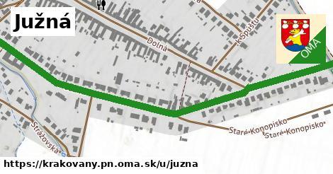 ilustrácia k Južná, Krakovany, okres PN - 0,80km