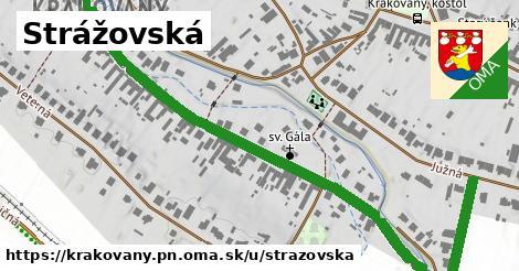ilustrácia k Strážovská, Krakovany, okres PN - 0,96km