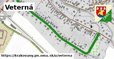 ilustrácia k Veterná, Krakovany, okres PN - 0,78km