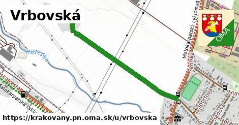 ilustrácia k Vrbovská, Krakovany, okres PN - 0,84km