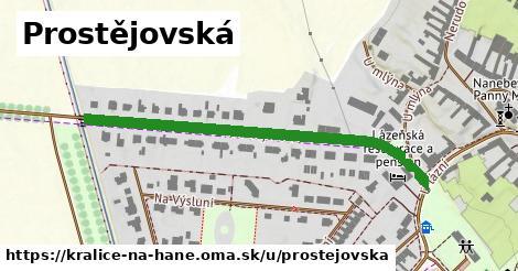 ilustrácia k Prostějovská, Kralice na Hané - 509m