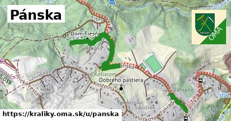 ilustrácia k Pánska, Králiky - 566m