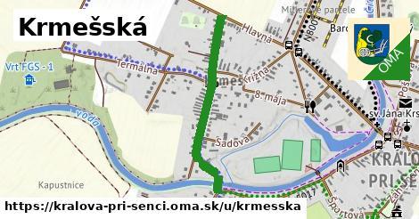 ilustrácia k Krmešská, Kráľová pri Senci - 677m