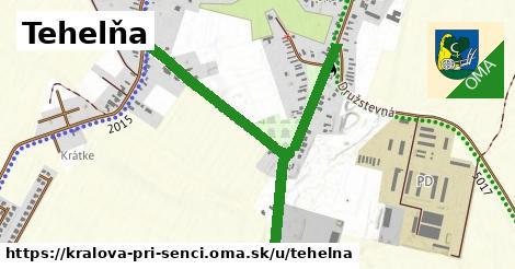 ilustrácia k Tehelňa, Kráľová pri Senci - 1,28km