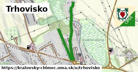 ilustrácia k Trhovisko, Kráľovský Chlmec - 1,20km