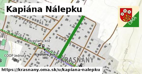 ilustrácia k Kapiána Nálepku, Krasňany - 252m
