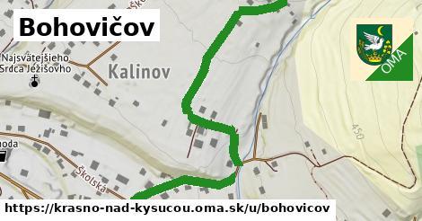 ilustrácia k Bohovičov, Krásno nad Kysucou - 634m