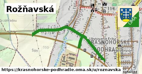 ilustrácia k Rožňavská, Krásnohorské Podhradie - 1,05km