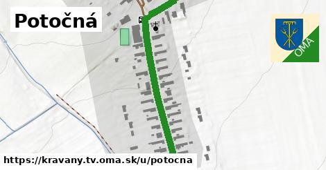 ilustrácia k Potočná, Kravany, okres TV - 523m