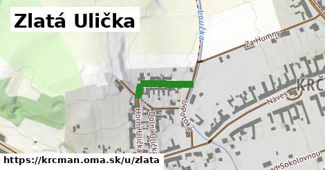 ilustrácia k Zlatá Ulička, Krčmaň - 148m