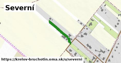 ilustrácia k Severní, Křelov-Břuchotín - 177m