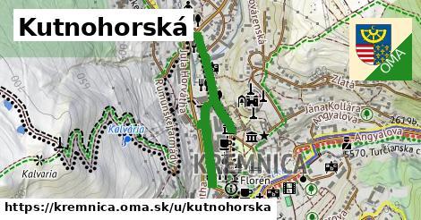 ilustračný obrázok k Kutnohorská, Kremnica