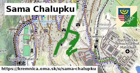 ilustrácia k Sama Chalupku, Kremnica - 1,17km