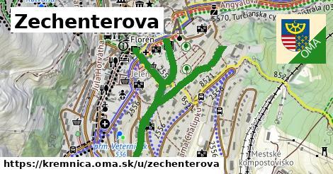 ilustrácia k Zechenterova, Kremnica - 0,86km