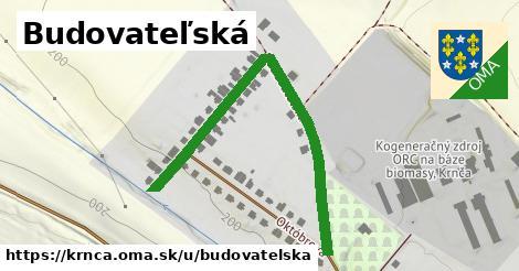ilustrácia k Budovateľská, Krnča - 586m