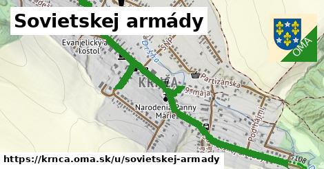 ilustrácia k Sovietskej armády, Krnča - 1,44km