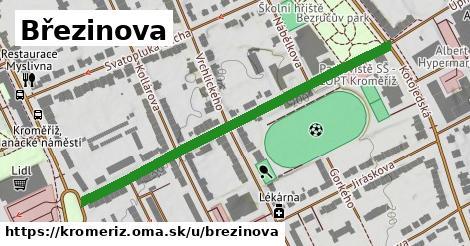 ilustrácia k Březinova, Kroměříž - 544m