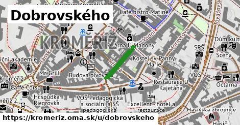 ilustrácia k Dobrovského, Kroměříž - 132m