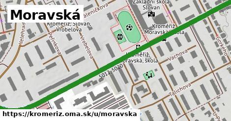 ilustrácia k Moravská, Kroměříž - 0,92km