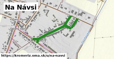 ilustrácia k Na Návsi, Kroměříž - 451m