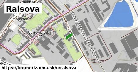 ilustrácia k Raisova, Kroměříž - 42m