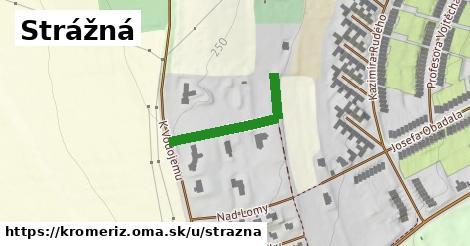ilustrácia k Strážná, Kroměříž - 245m