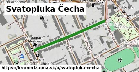ilustrácia k Svatopluka Čecha, Kroměříž - 409m